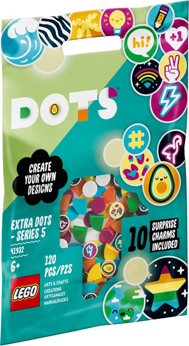 lego 41932 dots doplnky 5 serie