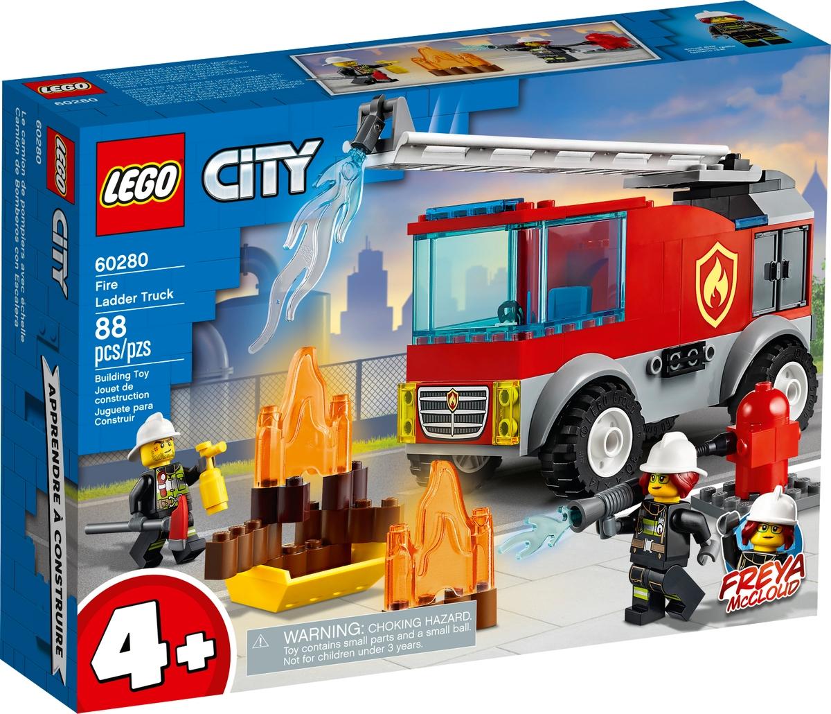 lego 60280 hasicske auto s zebrikem