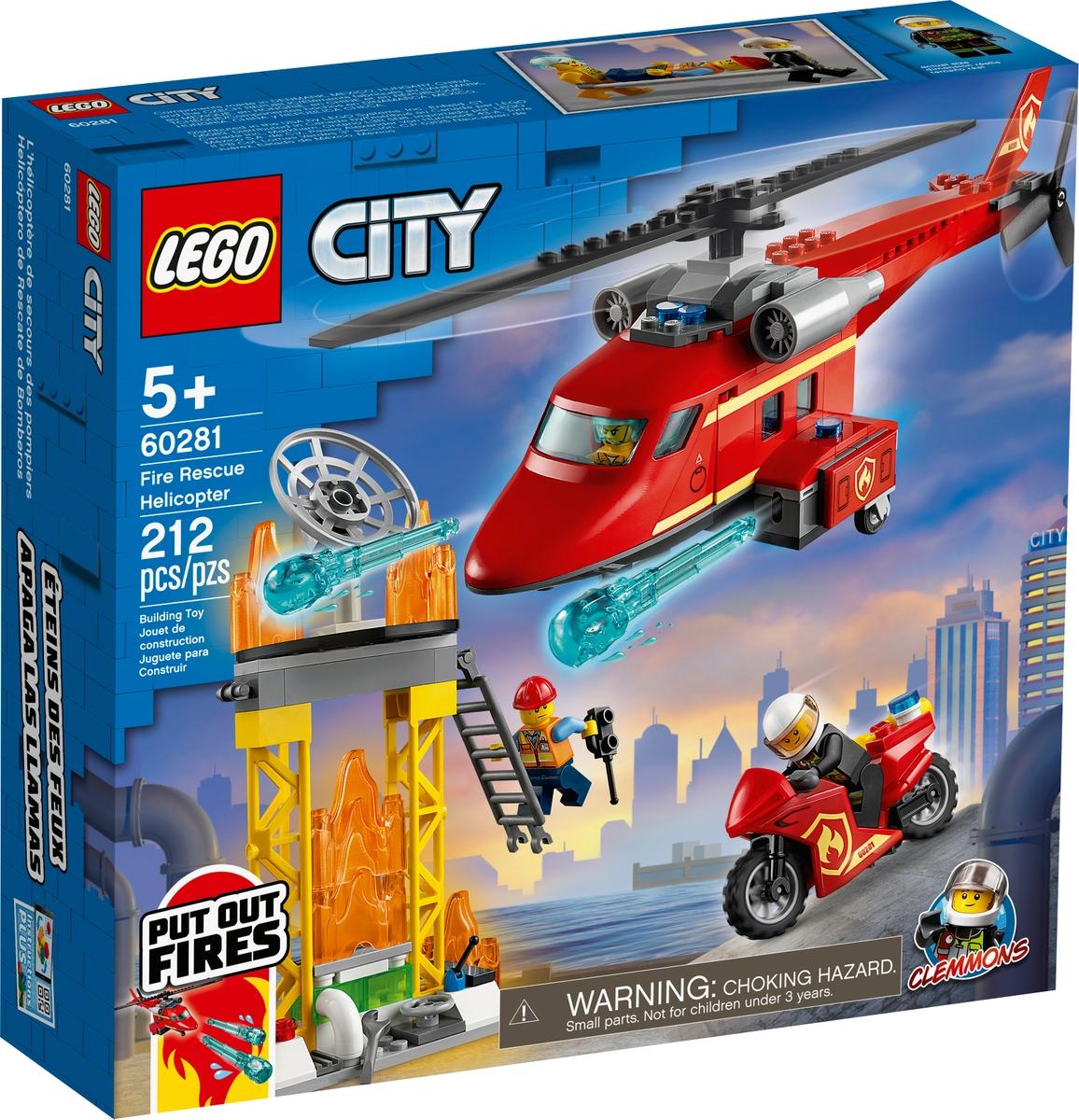 lego 60281 hasicsky zachranny vrtulnik