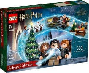 adventni kalendar lego 76390 harry potter