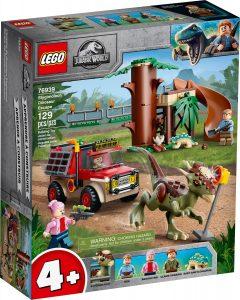 lego 76939 utek dinosaura stygimolocha