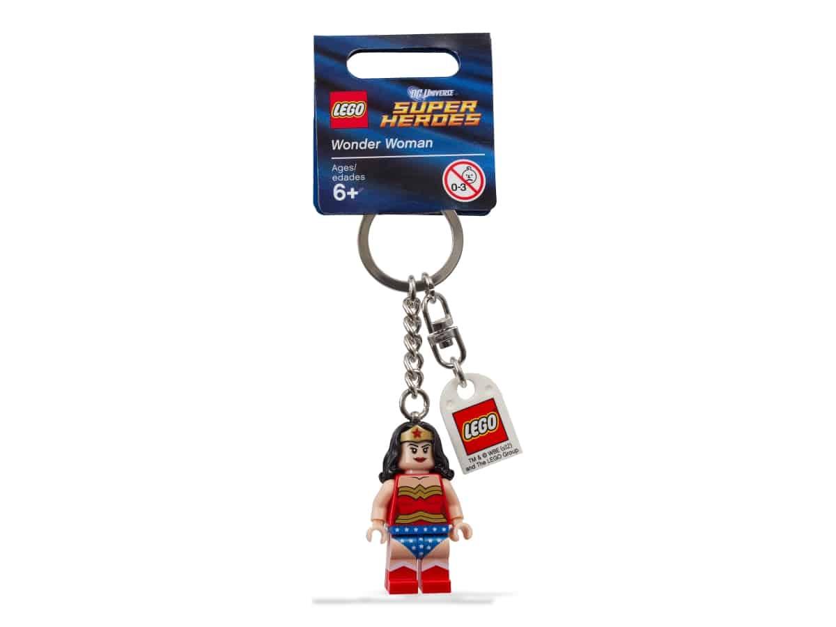 lego 853433 super heroes privesek na klice s wonder woman