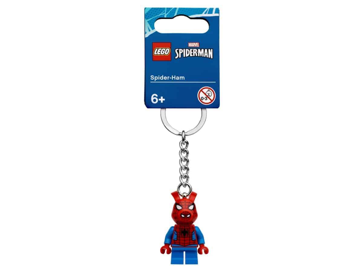 lego 854077 privesek na klice spider ham