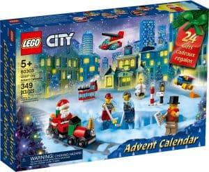 adventni kalendar lego 60303 city