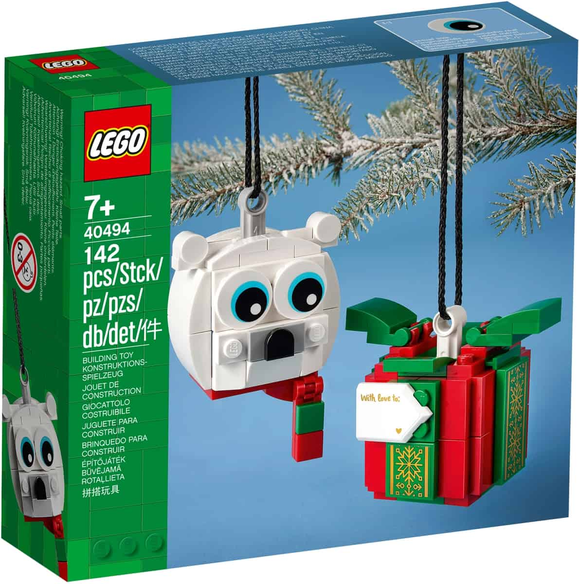 lego 40494 darkova sada s lednim medvedem