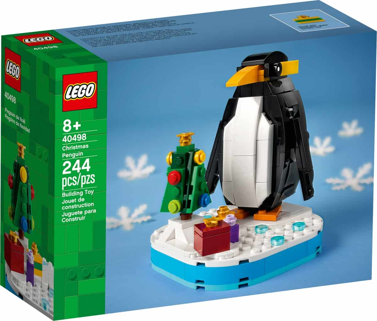 lego 40498 vanocni tucnak