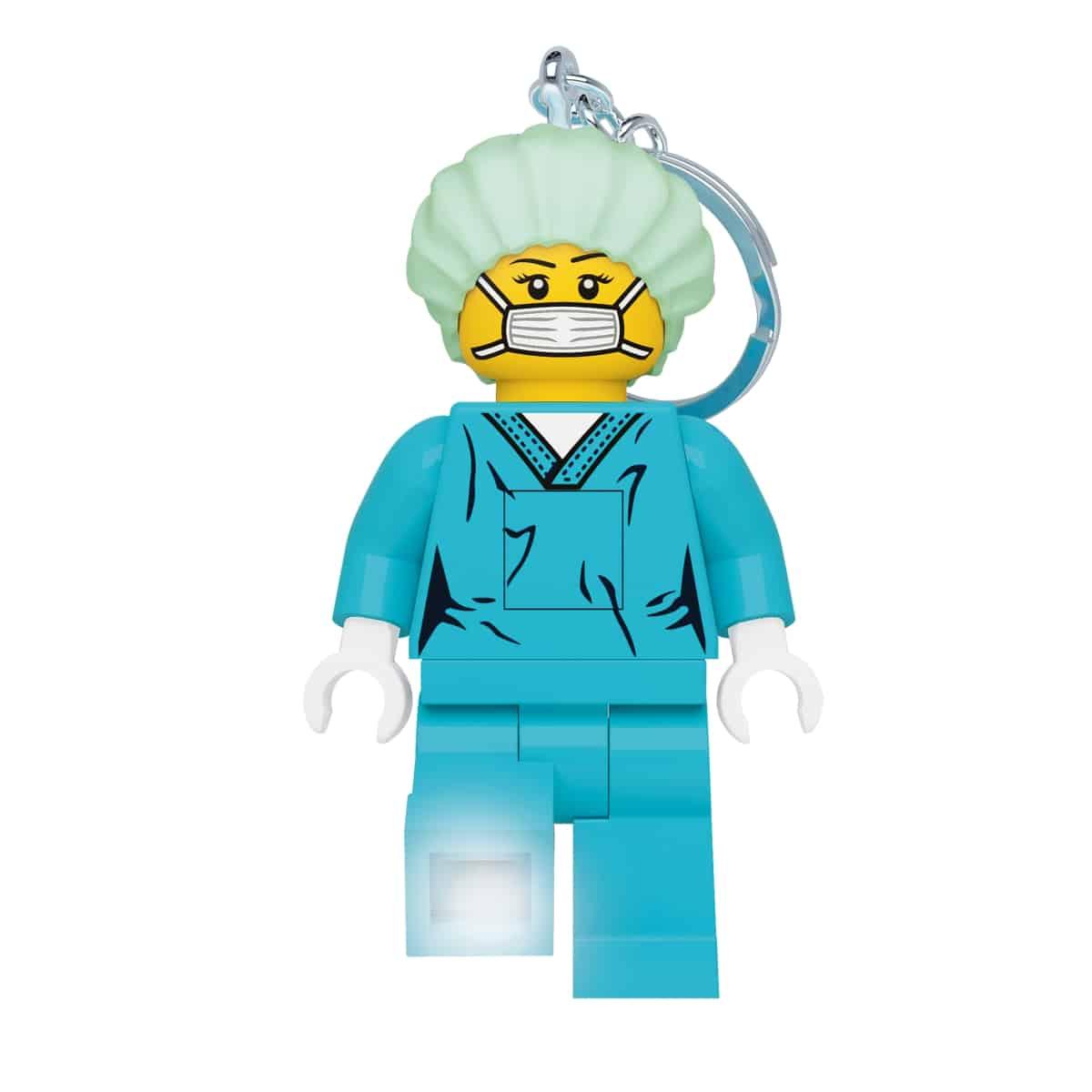 lego 5006366 svetlo na klice chirurzka